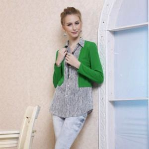 Fashion Ladies′ Tops 11s130