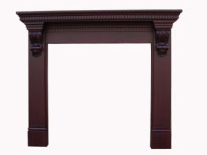 Veneer Fireplace Mantel (FA79)
