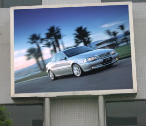 Outdoor Full Color LED Screen (P16RGB) pictures & photos