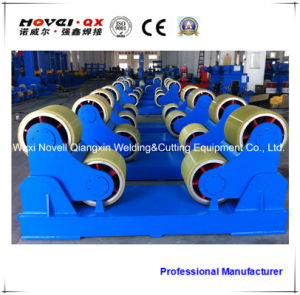 Self Aligning Welding Rotator with PU Roller 20t pictures & photos