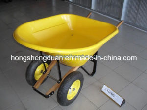 Plastic Tray Wheel Barrow (WH8802)
