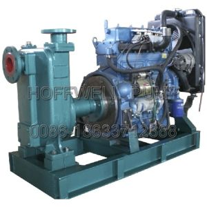 CYZ Centrifugal Pump with Diesel Engine pictures & photos