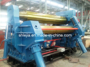 W12-60x3200mm 4 Roll Metal Plate Bending Machine pictures & photos