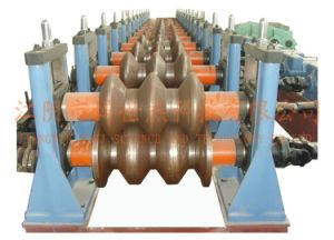 Two Thire Waves W-Beam Highway Guardrail Roll Forming (BOSJ) pictures & photos