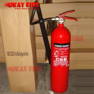 5kg CO2 Fire Extinguisher (Carbon-steel) (CS-5)