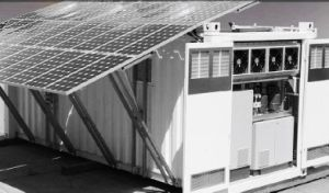 Solar Power Containerized Cold Room pictures & photos