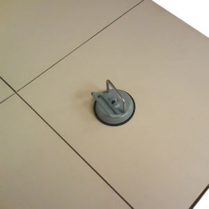 Ceramic Raised Floor System