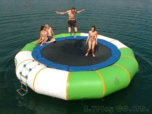 Water Trampoline/Water Inflatable (ZY-3604)