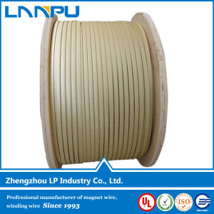 UL Standard Magnet Wire Price Double Film Fiber Glass Covered Wire