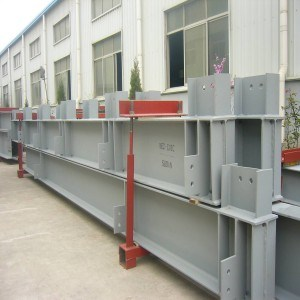 Heavy Structure Steel Beams (SSH8749) pictures & photos