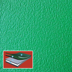 Badminton PVC Sports Flooring From China Industry pictures & photos