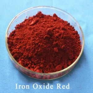 Manufacture Direct Used in Textile Iron Oxide Red 110.120.130.190 pictures & photos