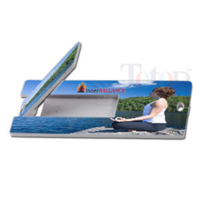 Mini Slim Credit Card USB Drive Mini Slim Business Card USB pictures & photos