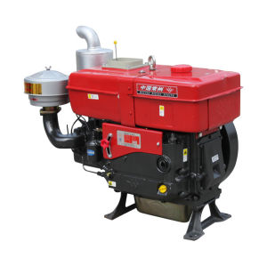 32HP Wl32 Water Cooled Single Cylinder Diesel Engine (ZS1132)