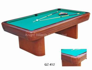 Pool Table -QZ412#