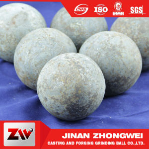 High Hardness Hot Rolling Ball for Ball Mill pictures & photos