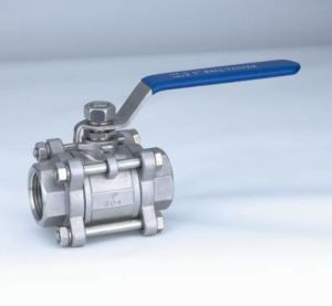 3PC Full Bore Ball Valve (TXB8)