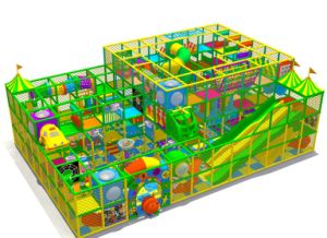 Indoor Playground (NC-IP209) pictures & photos