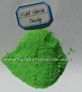 Nickel Chloride pictures & photos