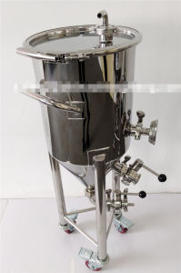 Stainless Steel Conical Fermenter Brewing Equipment Fermentation Tank pictures & photos