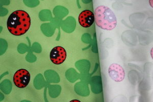 Waterproof Printed-Cartoon Pattern Pul Fabrics pictures & photos