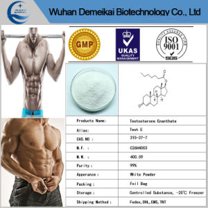 Buy Steriods Testosterone Enanthate/Test E Powder Best Price Factory pictures & photos