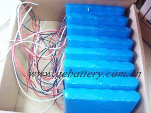 Lithium Battery Pack 7.4v6600mAh (18650)