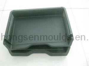 Crate Mold / Plastic Injection Mould (HS0031)