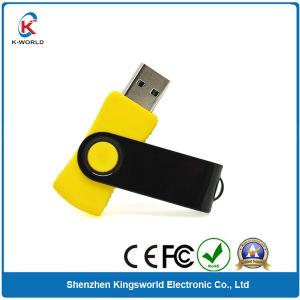 Custom Pantone Color 32GB Swivel USB pictures & photos