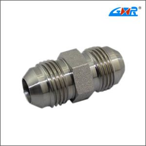 Jic Male 74 Degree Cone Hose Connector (XC-1J) pictures & photos