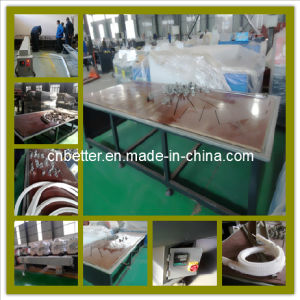 Plastic Door Window Bender Machine/Plastic Window Door Production Line Machine