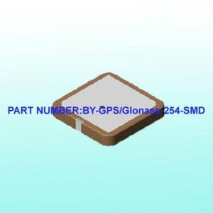 GPS and Glonass Combination SMD Antenna 25*25*4 pictures & photos