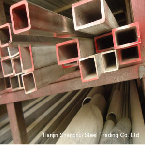 Professional Manufacturer Stainless Steel Square Tube (201) pictures & photos