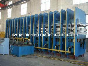 Heating Platen Conveyor Belt Vulcanizing Press pictures & photos