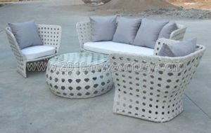 Outdoor / Garden / Patio / Rattan Sofa (NC6090)