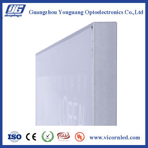 A1 Size of Aluminum Magnetic LED Light Box pictures & photos