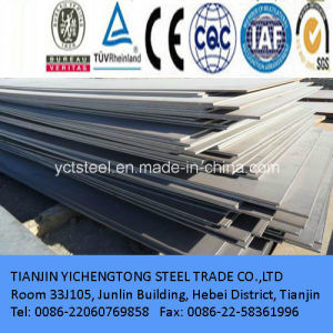 Q235 (A36, S400, SAE1040) Steel Plate with Good Strength pictures & photos
