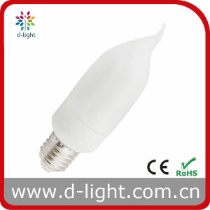 11W E27 Candle Lamp Energy Saving (Tailed)