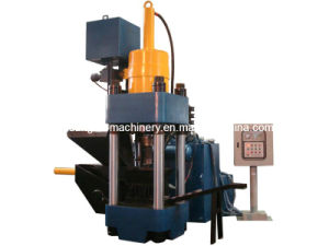 Hydraulic Metal Chips Briquetting Press machine (SBJ2500) pictures & photos