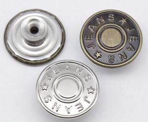Metal Jeans Button Lead and Nickel Free for Man, Woman and Kids Clothing pictures & photos
