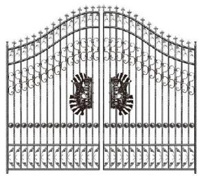 Iron Gate (XJ100)