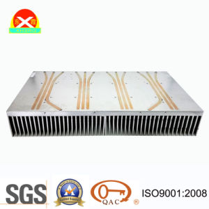 Customized Heat Pipe Heat Sink for Industrial Equipment pictures & photos