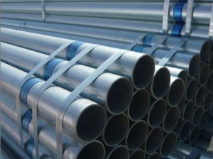 ASTM A53 Gr. B Galvanized Seamless Steel Pipe