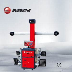 3D Alignments, Car Wheel Alignment, Auto Equipment