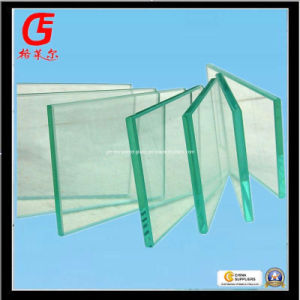 Clear Float Glass (Thickness: 0.55mm-25mm)