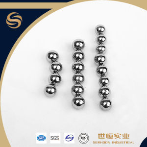 China Chrome Steel Ball Manufacturer 13/16""