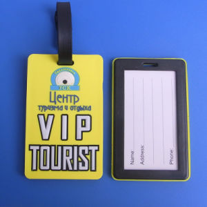 Hot VIP Tourist Russian Souvenir Luggage Tags pictures & photos