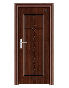 Interior Steel Wooden Door