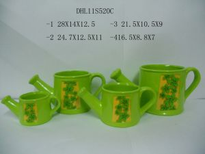 Spring Series Ceramic Flower Pot - 2