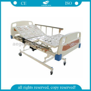 AG-Bm104 3-Function Hospital Patient Bed pictures & photos